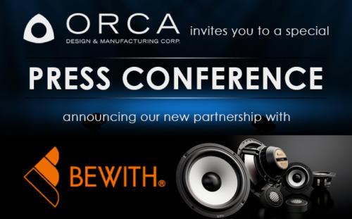 Event Press Conference Invite