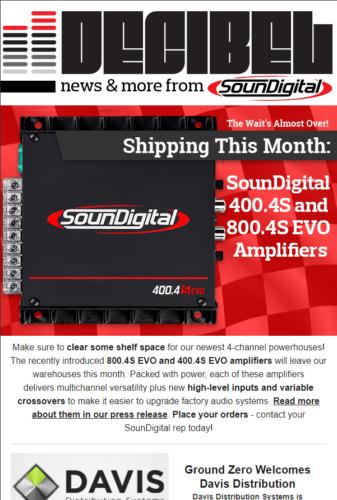 Newsletter: SounDigital